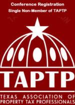 Conference Registration - Single non-member of TAPTP
